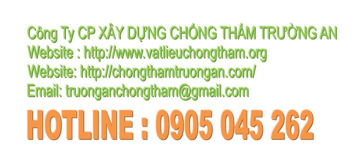 TT chong tham truong an.