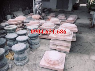 Mẫu đá kê cột nhà gỗ tại Quảng Ngãi.jpg