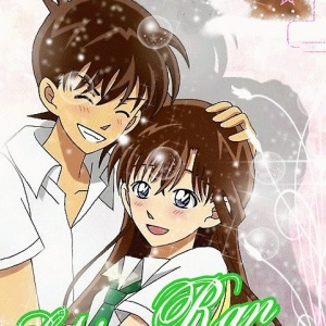 Ran and Shinichi