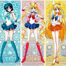Sailor Moon- Bishoujo Senshi Sailor Moon Crystal