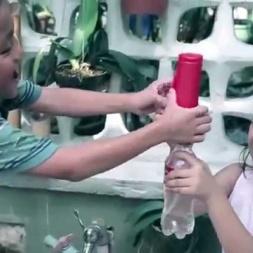 Nếu bạn uống xong một chai Coca Cola ?