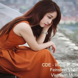 CDE - Were Invincible feat Joseph Feinstein VNMC Release